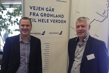 Promote Iceland exhibition in Nuuk